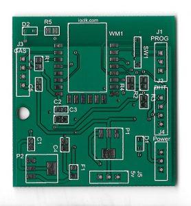 Custom ESP8266 board