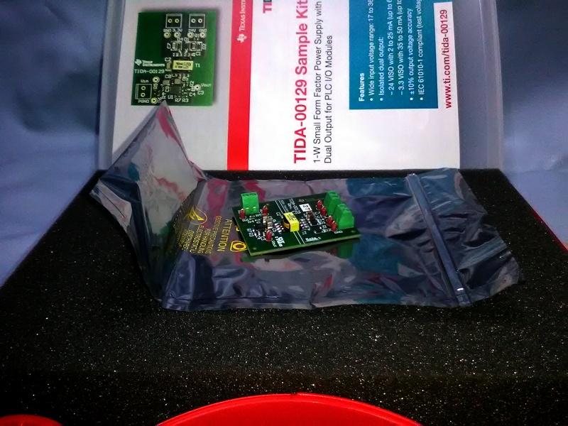 TIDA00129 PCB
