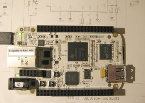 BeagleBone, released in 2011
