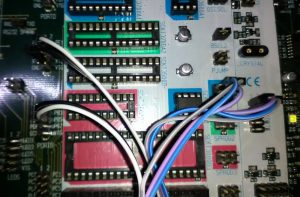 STK500 High Voltage Serial Programming
